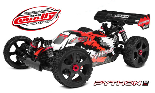 Team Corally PYTHON XP 6S ´2021