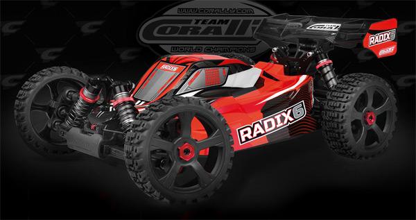 Team Corally Radix 6 XP 6S Racing Buggy