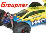 Graupner DINITY 4WD Buggy Elektro 1/10 RTR