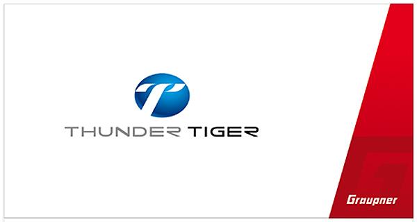 Graupner Thunder Tiger goes Graupner