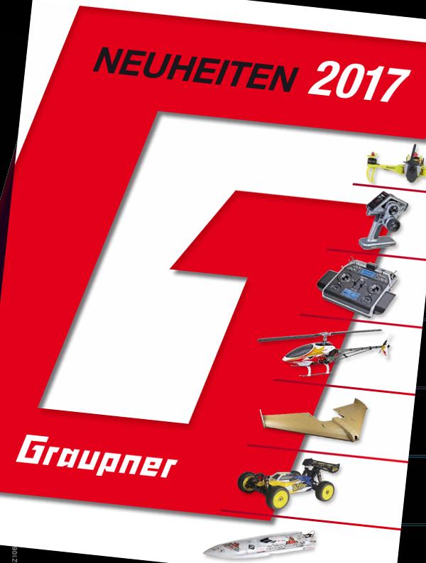 Graupner Graupner Neuheiten 2017