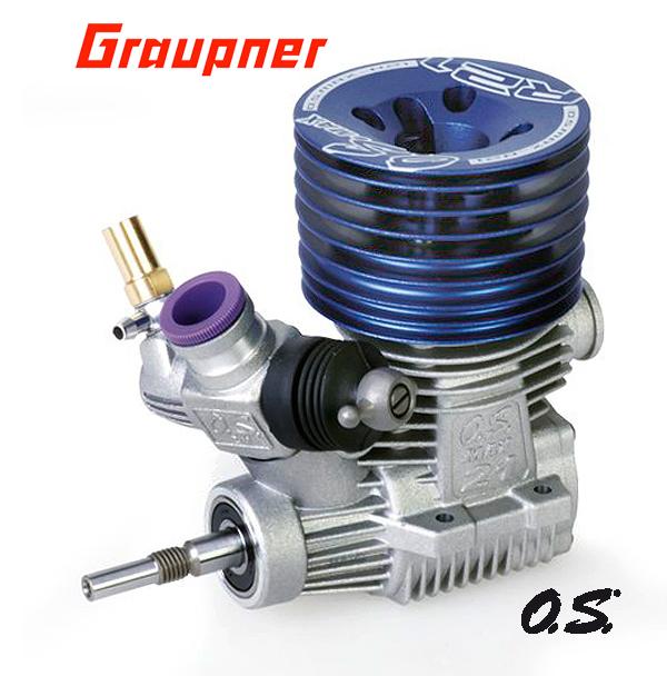 Graupner O.S. MAX-R21