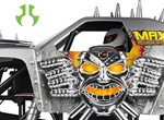 Hobbico by Revell Axial MAX-D Monster Jam Truck