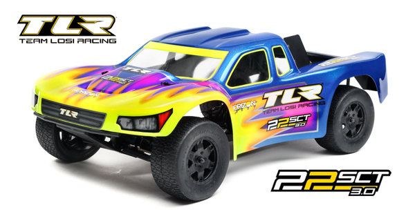 Horizon Hobby TLR® 22SCT 3.0 Short Course Truck