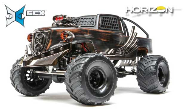 Horizon Hobby Barrage Doomsday 4WD 1:10 RTR