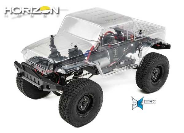 Horizon Hobby 1.9 Barrage 4WD Scaler 1/12 KIT