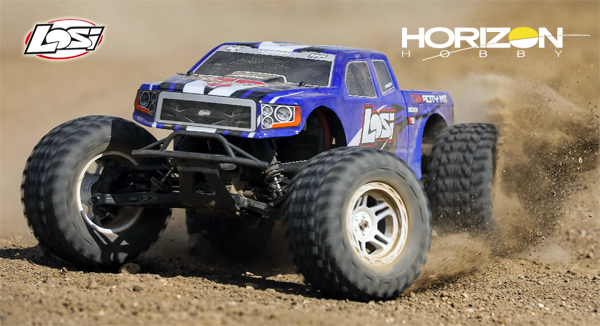 Horizon Hobby LOSI TENACITY™ MT RTR