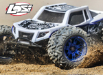Horizon Hobby LOSI LST 3XL-E 4WD Monster Truck