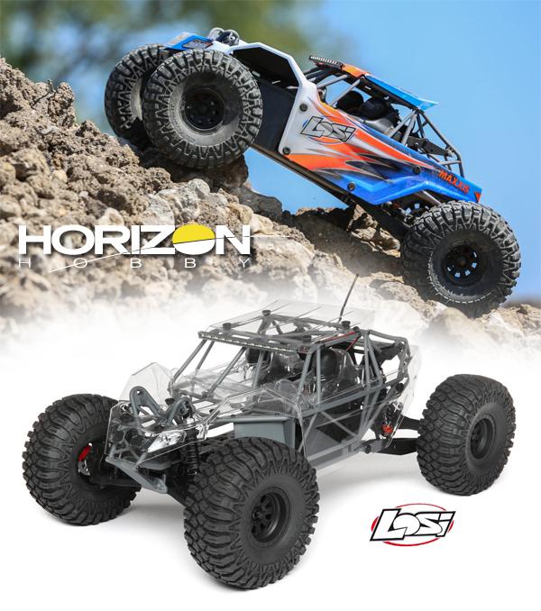 Horizon Hobby Rock Rey 4WD 1:10 KIT