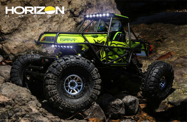 Horizon Hobby Night Crawler SE 4WD