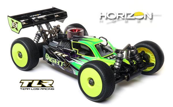 Horizon Hobby TLR® 8IGHT-X 1/8 4WD Race Kit