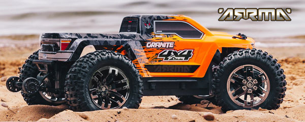 Horizon Hobby 3S Granite Monster Truck 4x4
