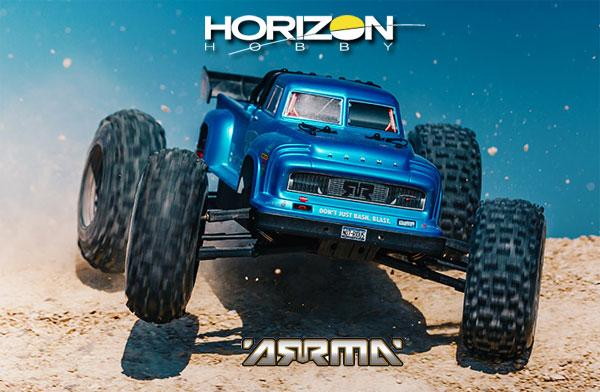 Horizon Hobby ARRMA® NOTORIOUS 6S Stunt Truck
