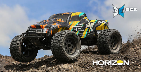 Horizon Hobby ECX® 1/10 2WD RUCKUS MT