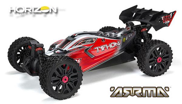 Horizon Hobby Typhon™ 4X4 3S BLX 1/8 Buggy