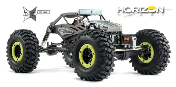 Horizon Hobby ECX Temper Gen 2, 1/18 4WD RTR