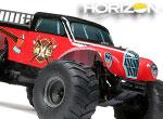 Horizon Hobby Axe 2WD Monster Truck RTR