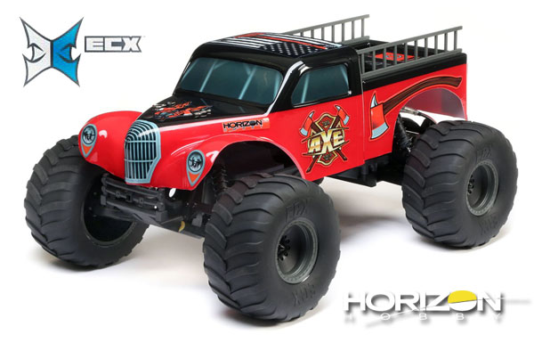 Horizon Hobby Axe 2WD Monster Truck RTR