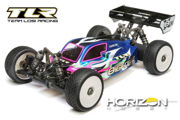 Horizon Hobby 8IGHT-XE Race Kit 1/8 4WD E-Buggy