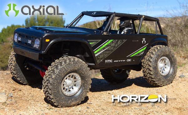 Horizon Hobby Axial® Wraith ™ 1.9 4x4