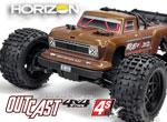Horizon Hobby ARRMA® OUTCAST™ 4X4 4S BLX