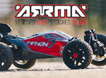 Horizon Hobby 1/8 TYPHON™ 3S BLX 4WD Speed Buggy