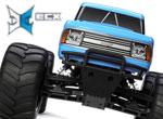 Horizon Hobby Amp Crush 2WD Monster Truck