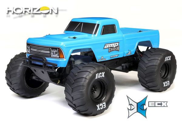 Horizon Hobby Amp Crush 2WD Monster Truck