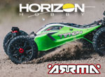 Horizon Hobby TYPHON 4X4 Mega 550 Speed Buggy