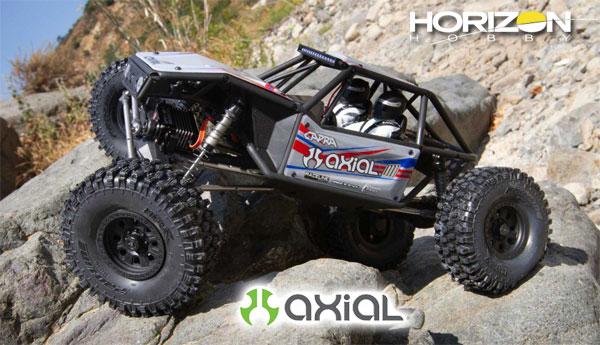 Horizon Hobby Capra 1.9 Unlimited Trail Buggy Kit