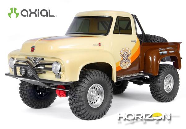 Horizon Hobby 1955 Ford F-100 SCX10 ™ II