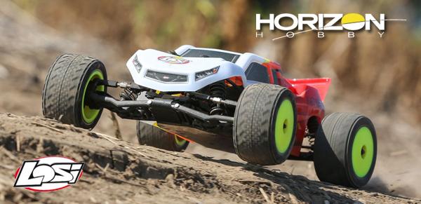 Horizon Hobby 1/18 Mini-T 2.0 2WD Stadium Truck