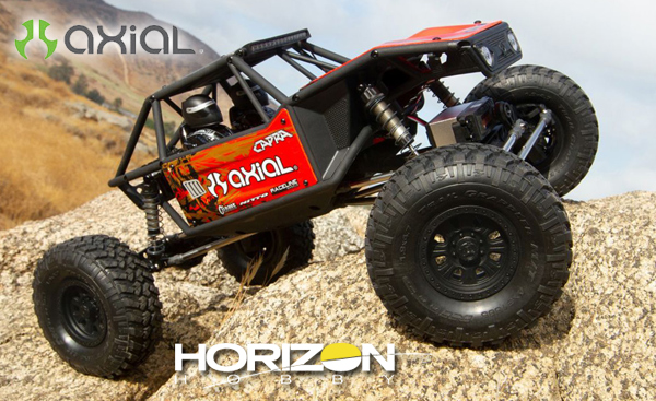 Horizon Hobby Capra 1.9 Unlimited Trail Buggy