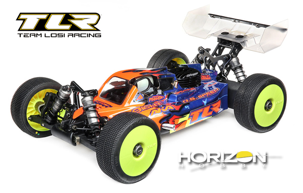 Horizon Hobby TLR® 8IGHT-X ELITE Race Kit