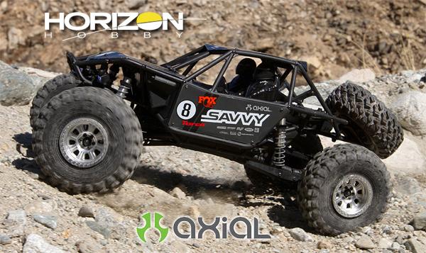 Horizon Hobby AXIAL® RR10™ Bomber 1/10 4WD