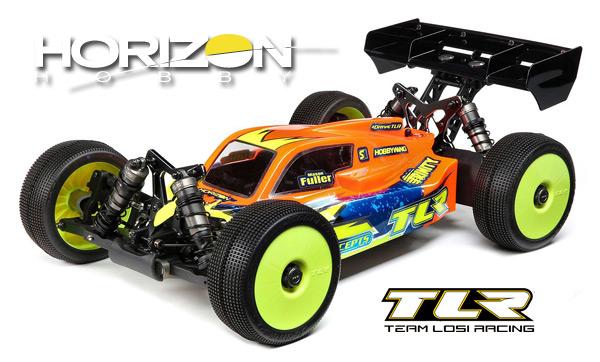 Horizon Hobby 8IGHT-XE Elite 4WD Buggy Race Kit