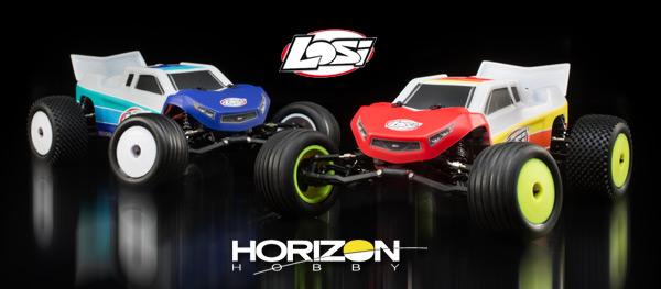 Horizon Hobby Losi Mini-T 2.0 BL RTR: 1/18th 2wd