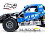 Horizon Hobby Super Baja Rey 2.0 Smart 1/6th RTR