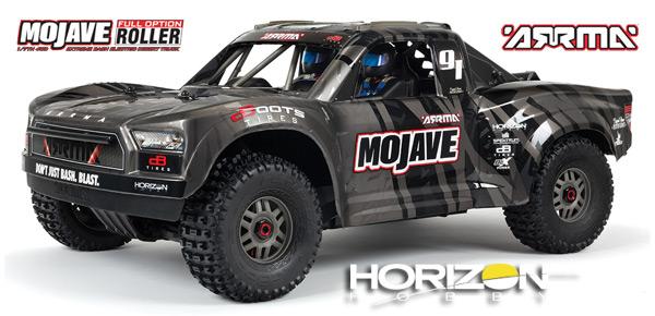Horizon Hobby MOJAVE™ 1/7 EXB Desert Truck Roller