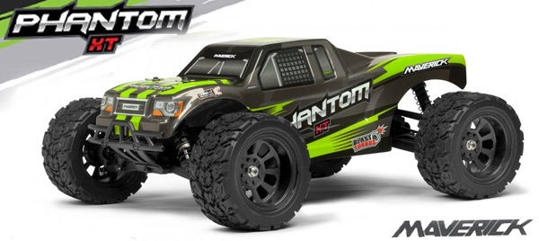 HPI Racing Maverick Phantom XT coming soon
