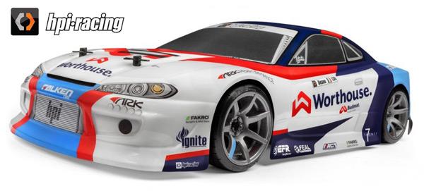 HPI Racing RS4 Sport 3 Drift Team Worthouse