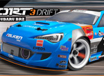 HPI Dai Yoshihara´s Drift Subaru BRZ