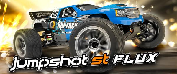 HPI Racing Jumpshot ST Flux