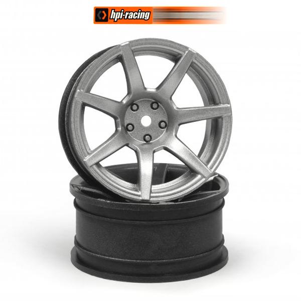 HPI Racing 7Twenty Style55 Felge Gunmetal