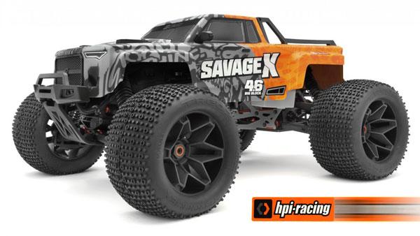 HPI Racing HPI Savage X 4,6