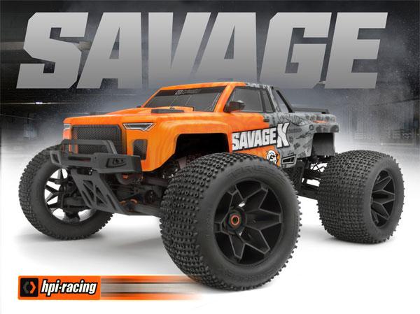 HPI Racing HPI Savage X Flux