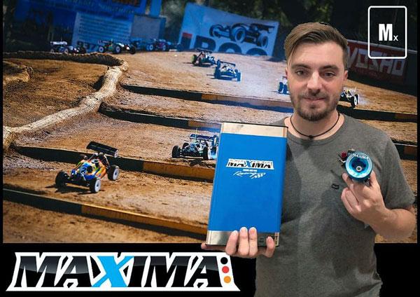 International Robert Batlle goes Maxima Factory Team