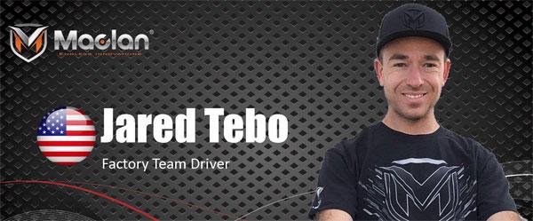 International Jared Tebo goes Maclan Racing