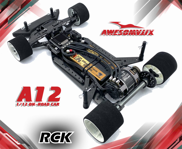 RC-KleinKram Awesomatix A12 - 2WD PanCar
