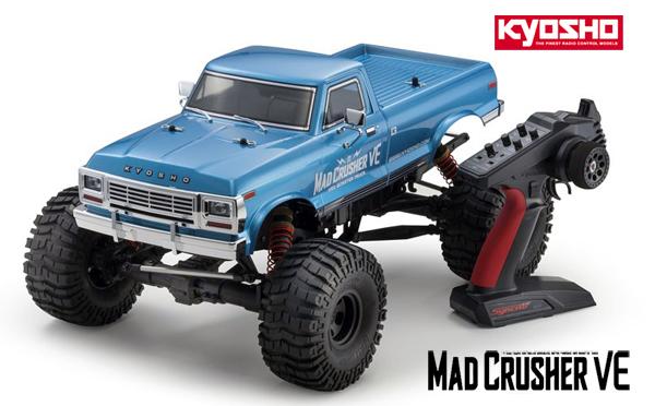 Kyosho Europe 4WD Mad Cruiser VE 1/8